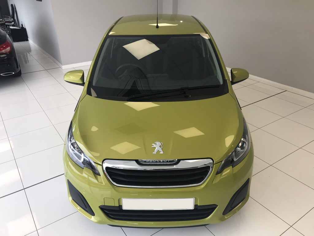 2022 Peugeot 108 Active Pack Premium Rear Bumper Open Price
