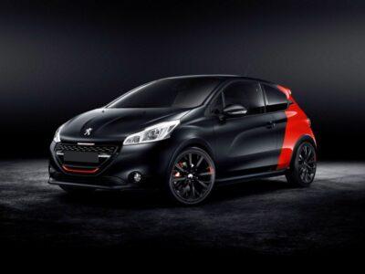 2022 Peugeot 208 Gti Sport Gt Interior