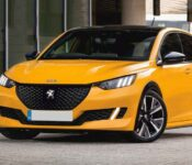 2022 Peugeot 208 Gti Sport Review Vs White