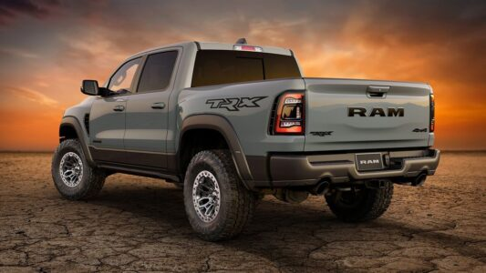 2022 Ram 1500 Classic Engines Trx Ecodiesel Black Edition