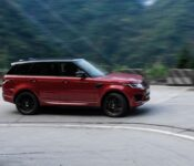2022 Range Rover Sport Accessories Sunshade