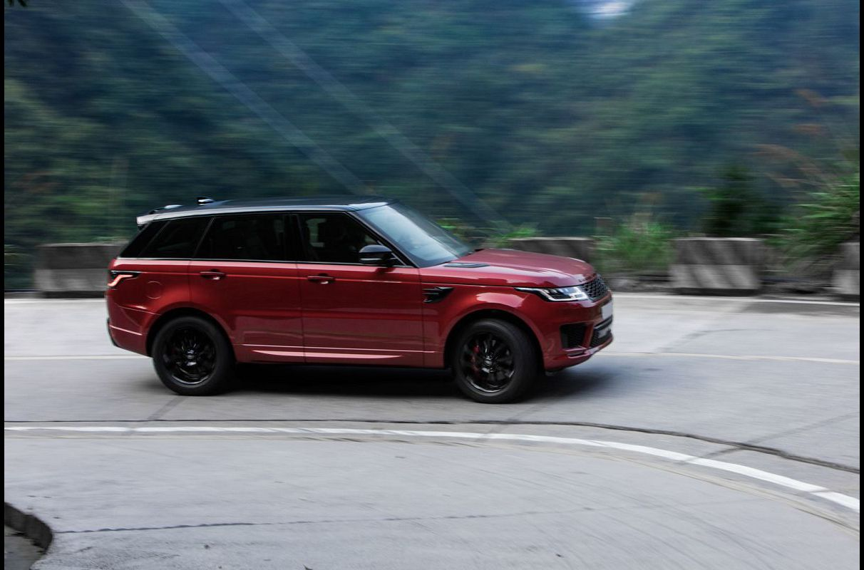 2022 Range Rover Sport Accessories Sunshade