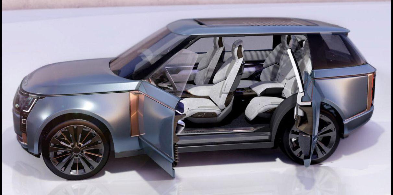 2022 Range Rover Sport S Truck Svr Price Red