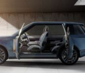 2022 Range Rover Sport Truck Price Hse Svr Review