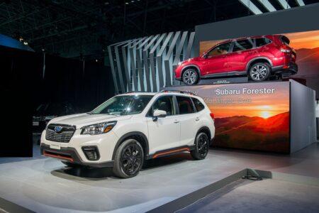 2022 Subaru Forester Sport Hybrid Wilderness Sti Changes