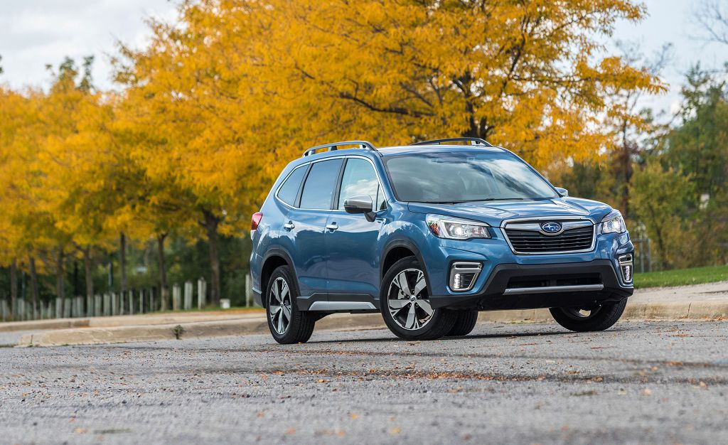 2022 Subaru Forester Sport Redesign Xt Redesign Limited