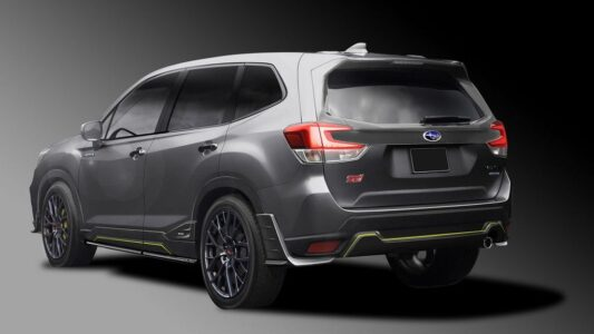 2022 Subaru Forester Sport Redesign Xt Turbo Release Date