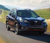 2022 Subaru Forester Sport Release Date Colors Sport Sti