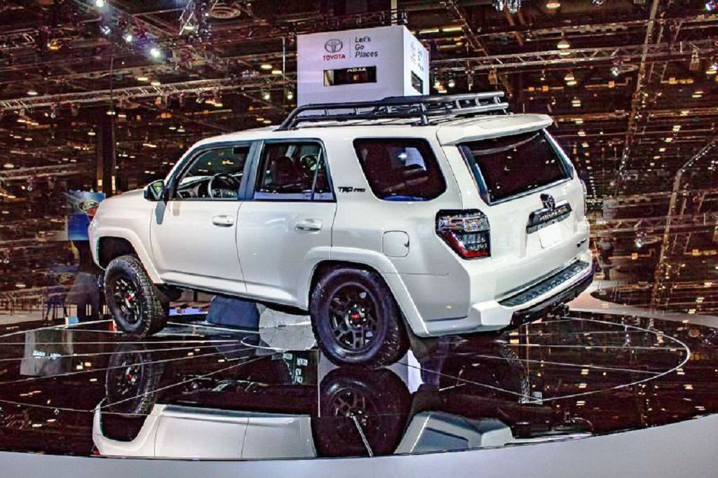2022 Toyota 4runner Engine Hybrid Release Date Redesign