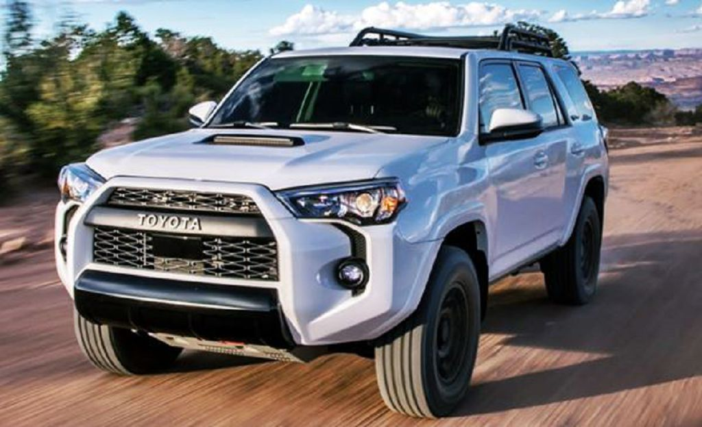 2022 Toyota 4runner Limited Redesign Engine