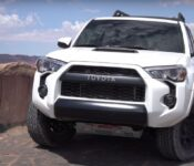 2022 Toyota 4runner Limited Redesign Trd Pro Exhaust