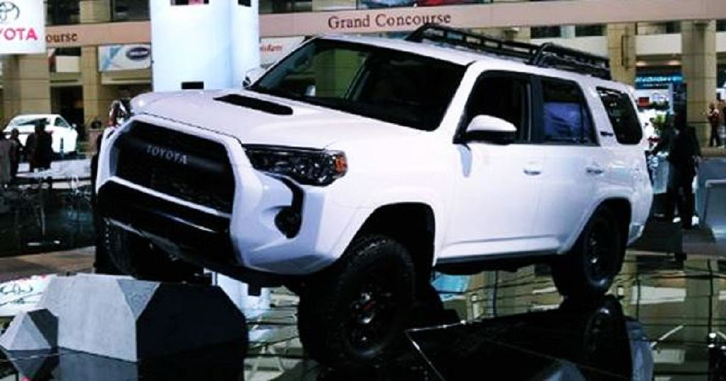 2022 Toyota 4runner Redesign Limited Pictures