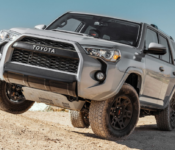 2022 Toyota 4runner Spy Shots Concept