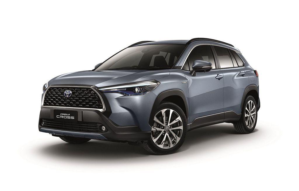 2022 Toyota Corolla Cross Gr Hatchback
