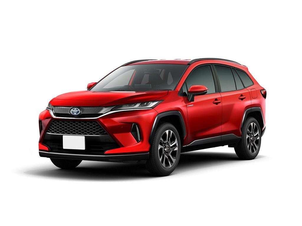 2022 Toyota Corolla Cross Hatchback Cross 002