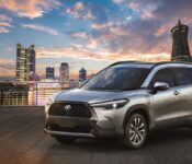 2022 Toyota Corolla Cross Hot Hatchback Crossover