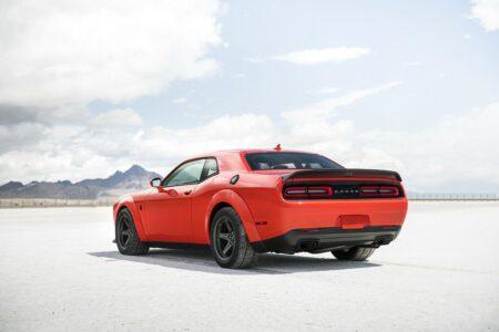 2021 Dodge Challenger Convertible Srt Super Stock Drag Pak Ss