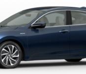 2021 Honda Insight Production Specifications Availability Lx Specs