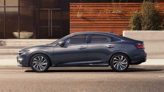 2021 Honda Insight Specs Lx Price Trims Pictures Ground Clearance