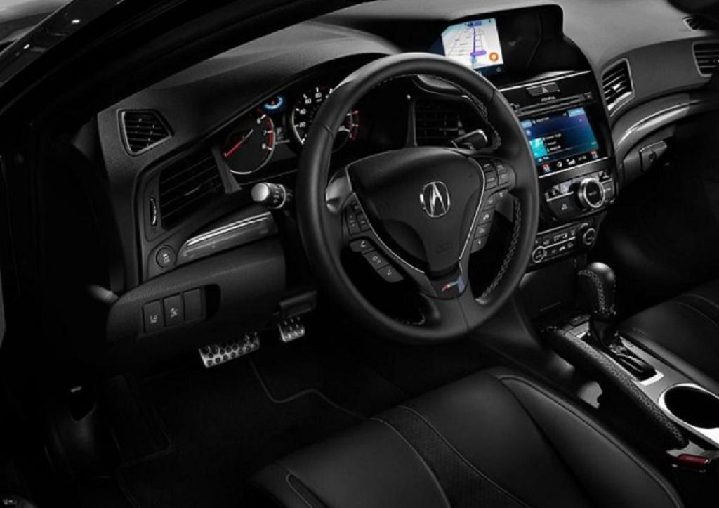 2022 Acura Ilx Interior Technology & A Spec