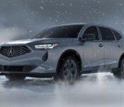 2022 Acura Mdx Pics Specs Reveal News