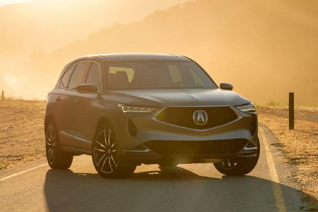 2022 Acura Mdx Rumors Spy Shots Pictures Price