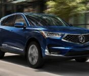 2022 Acura Rdx Sport Suv Vin Msrp A Type Cabin