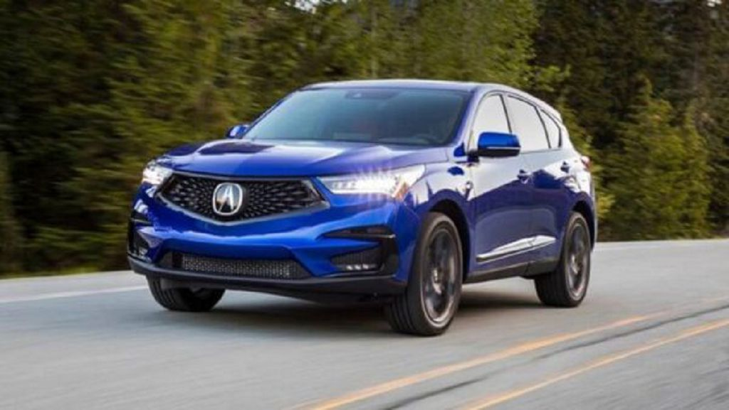 2022 Acura Rdx Type S A Spec Review Changes