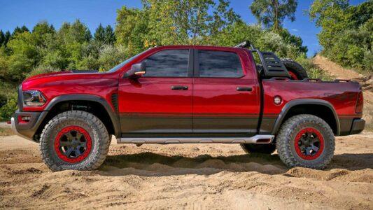 2022 Dodge Ram 1500 Pictures Trx Price Reg Cab Rebel Trx