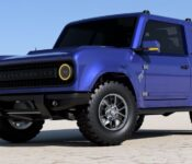 2022 Ford Bronco Mpg Colors Big Bend 4 Door