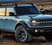 2022 Ford Bronco Pickup Raptor Pictures Warthog