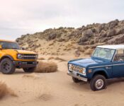 2022 Ford Bronco Raptor Price 2 Door Truck