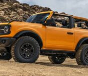 2022 Ford Bronco Sport Colors Interior Raptor