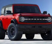 2022 Ford Bronco Sport Pictures Price Specs