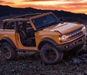 2022 Ford Bronco Sport Truck Hybrid Images