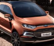 2022 Ford Ecosport Titanium Awd Specs Ground Clearance Se