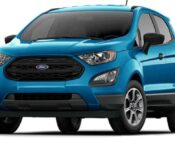 2022 Ford Ecosport Titanium Specifications S Awd