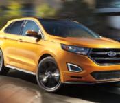 2022 Ford Edge Exterior Colors Sport News Pics