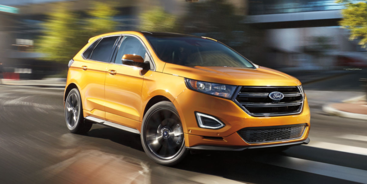 2022 Ford Edge Exterior Colors Sport News Pics