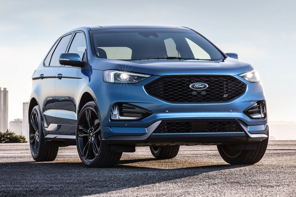 2022 Ford Edge Redesign Colors Release Date Sel