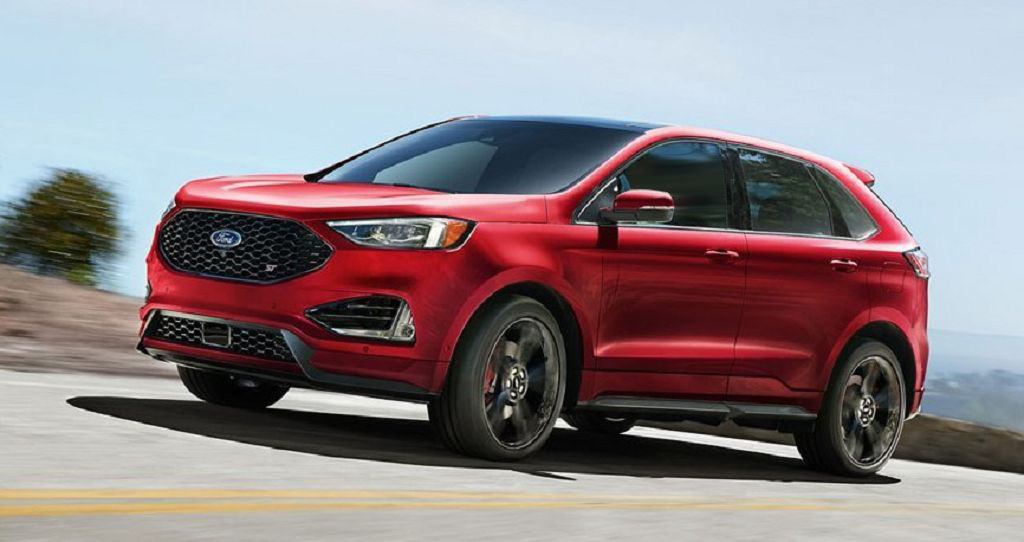 2022 Ford Edge Release Date Pictures Titanium Changes