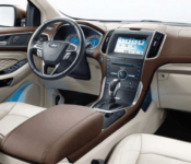 2022 Ford Edge Release Date St News Interior