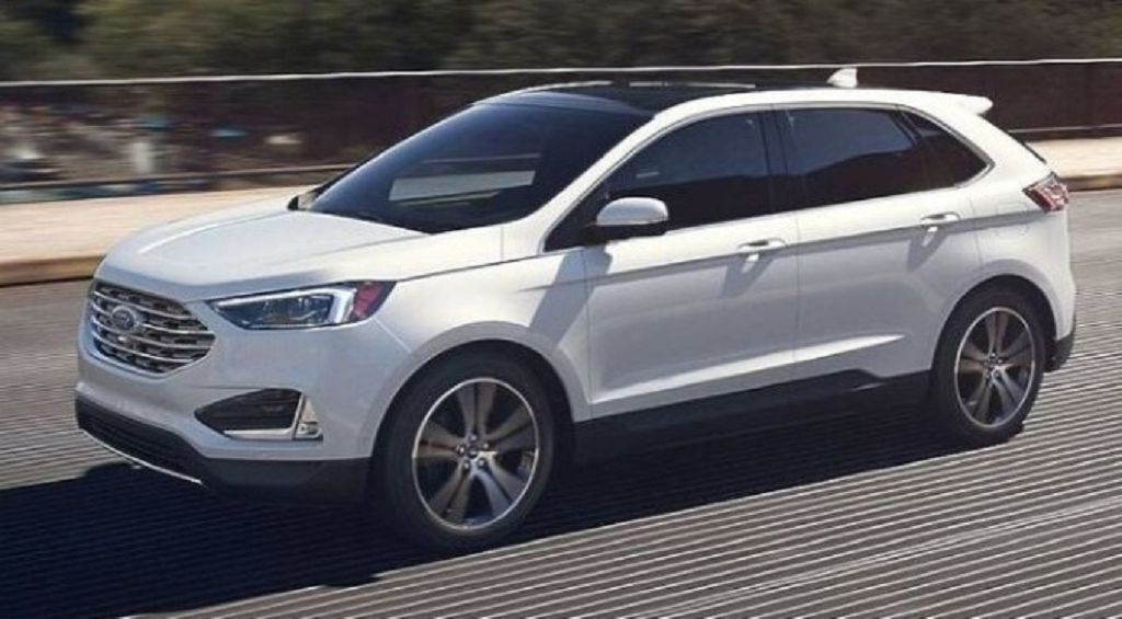 2022 Ford Edge Review Concept Hybrid Engine