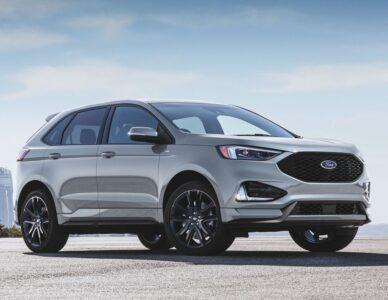 2022 Ford Edge Specs Titanium St News Awd Suv