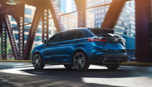 2022 Ford Edge Updates St Review Photos Images
