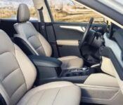 2022 Ford Escape Hybrid Review St Sel Photos