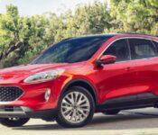 2022 Ford Escape Phev St Exterior Colors Titanium