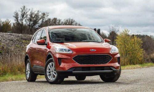 2022 Ford Escape Price Hybrid Updates Specs