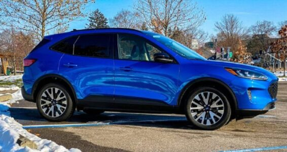 2022 Ford Escape Release Date Colors Plug In Hybrid Interior