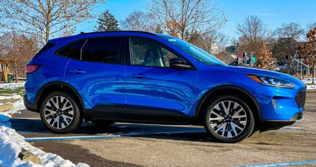 2022 Ford Escape Release Date Colors Plug In Hybrid Interior